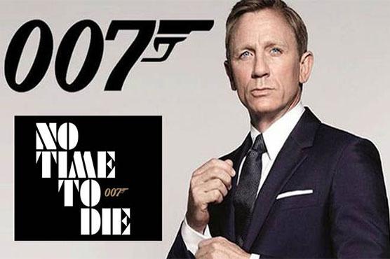 Daniel Craig regresa como James Bond
