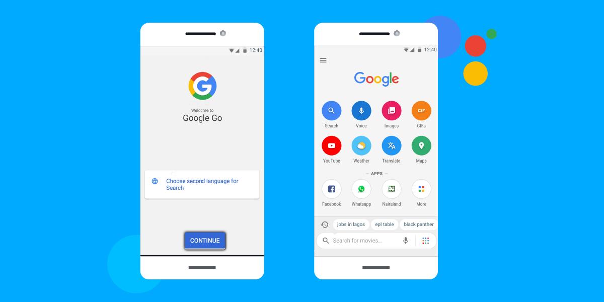 Llega Google Go