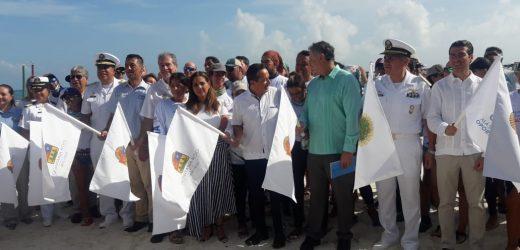 Siembran 20 mil corales en Parque Nacional de Cancún