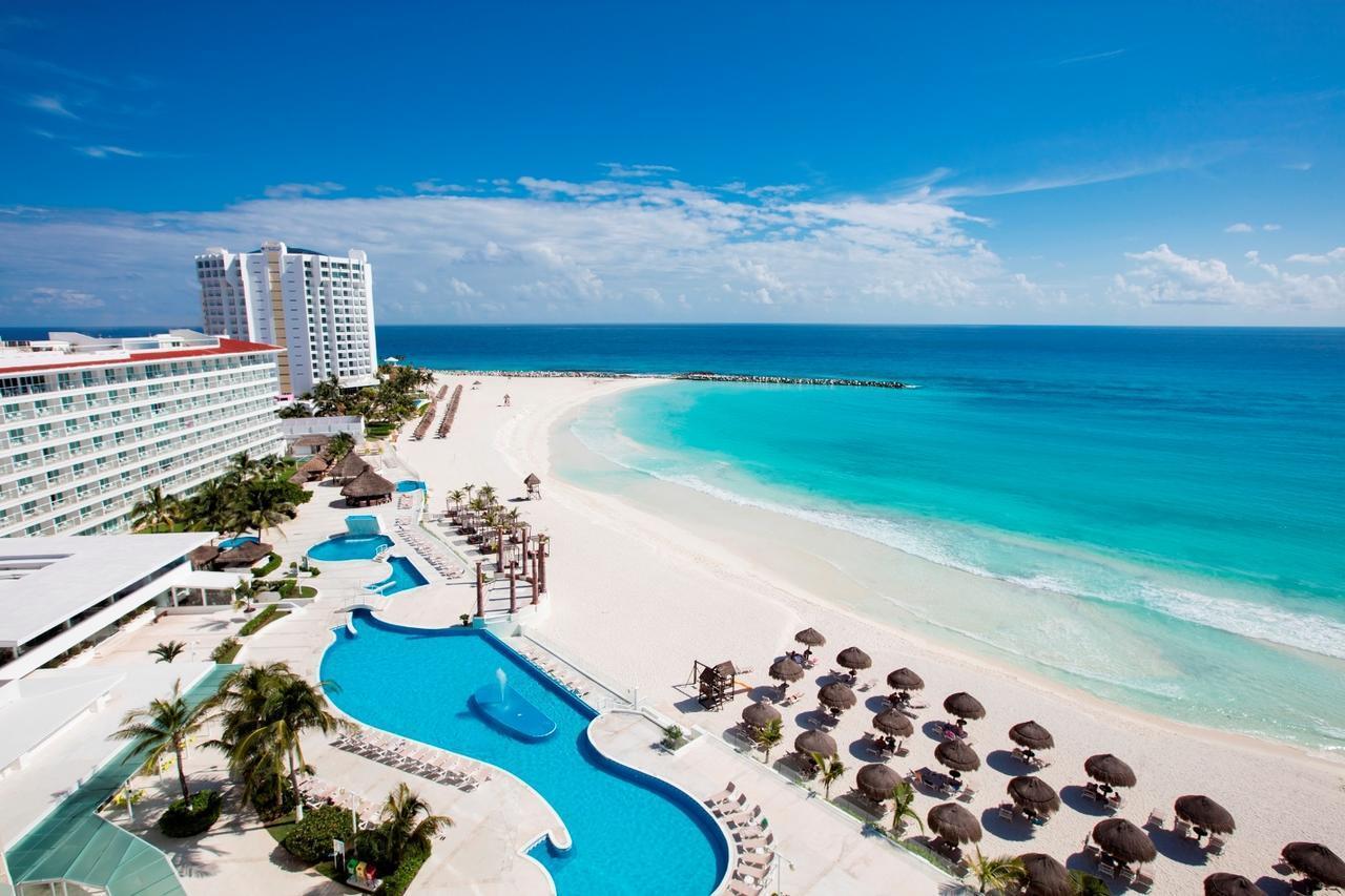 Tendencia a la baja en ocupación hotelera en Cancún