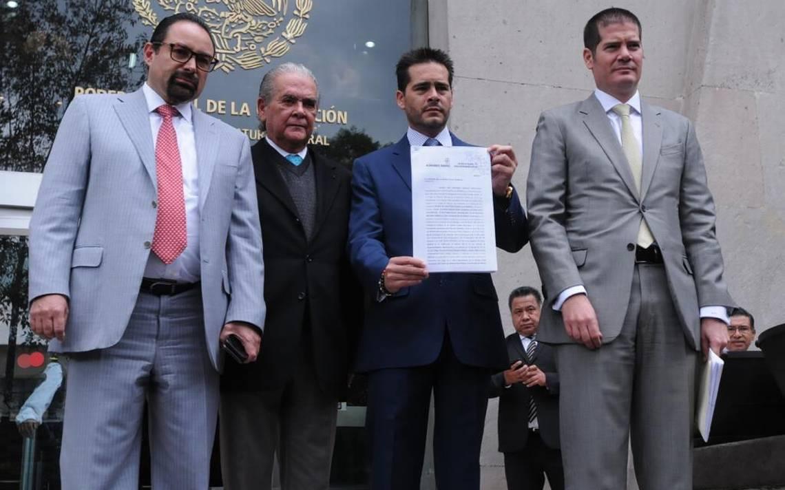 Abogados formalizan queja contra juez que dictó prisión preventiva a Rosario Robles
