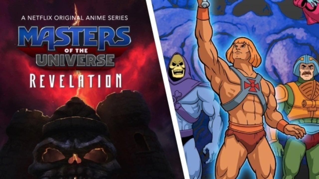 ¡Por el poder de Greyskull! Regresa He-Man de la mano de Netflix
