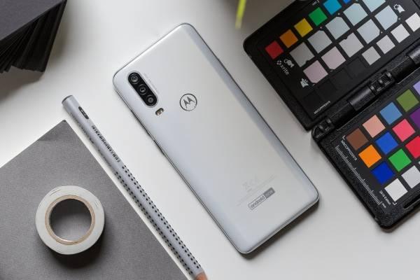Llega Motorola One Action