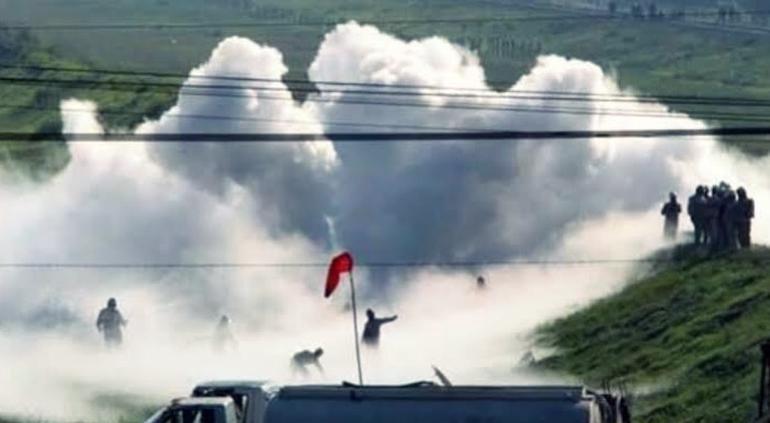 PEMEX informó que personal de logística y seguridad labora en la fuga de gas LP de Nextlalpan