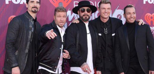 Regresan Los Backstreet Boys a México