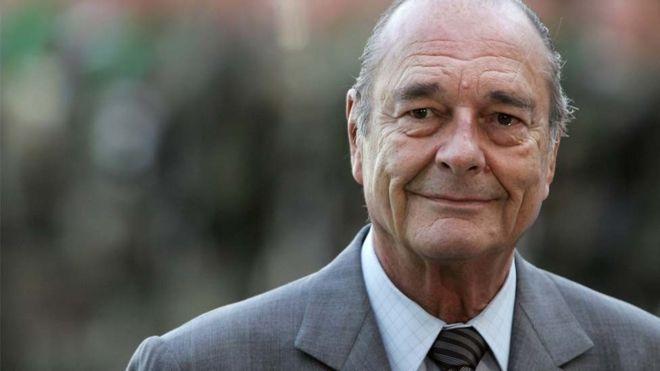 Fallece Jacques Chirac