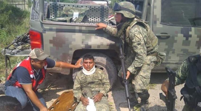 Piden cárcel a quien agreda a militares