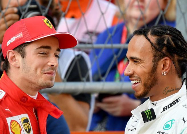 Leclerc logra en Rusia pole