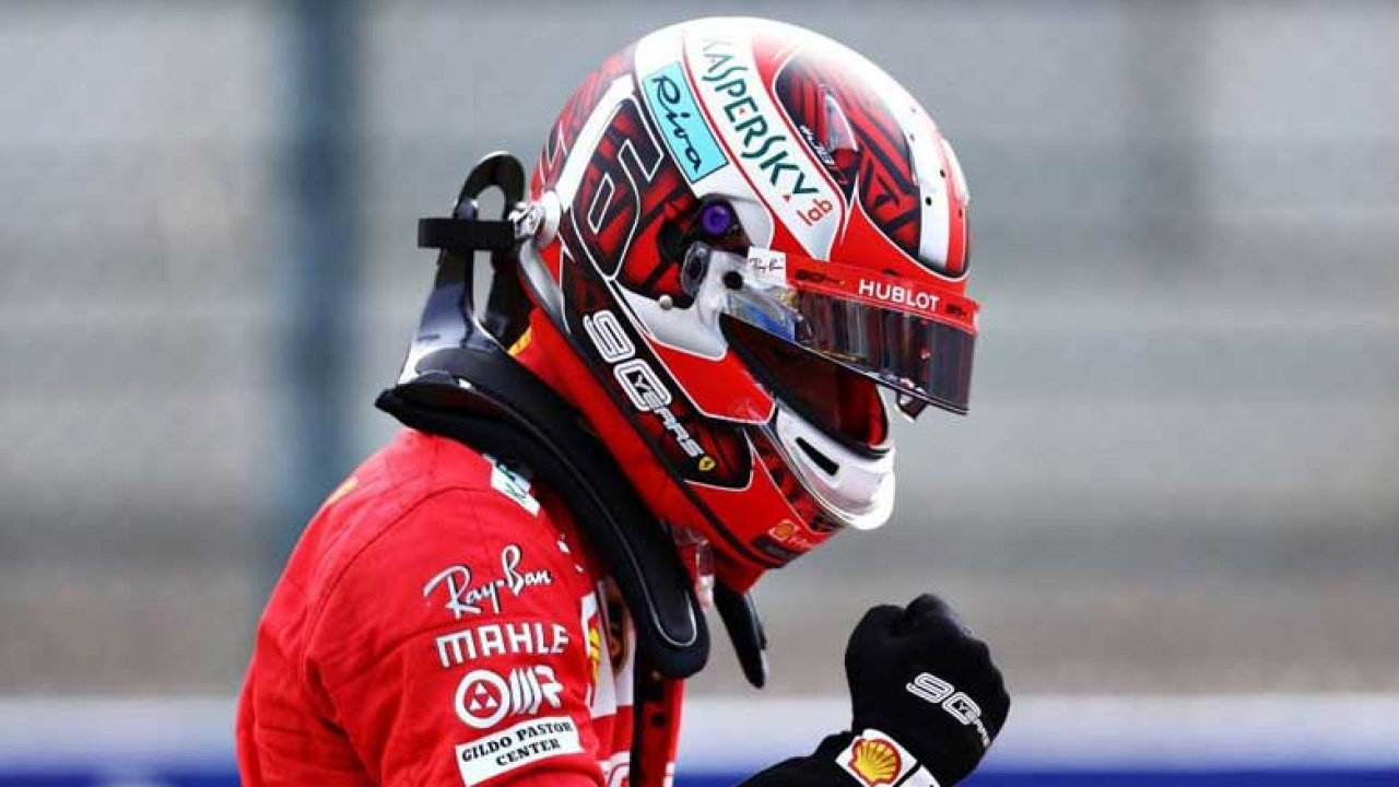 Gran Premio de Bélgica: Charles Leclerc alcanza su primera victoria; 'Checo Pérez' arriba en sexto lugar