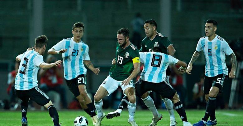 Hoy México enfrentará a Argentina en el Alamodome