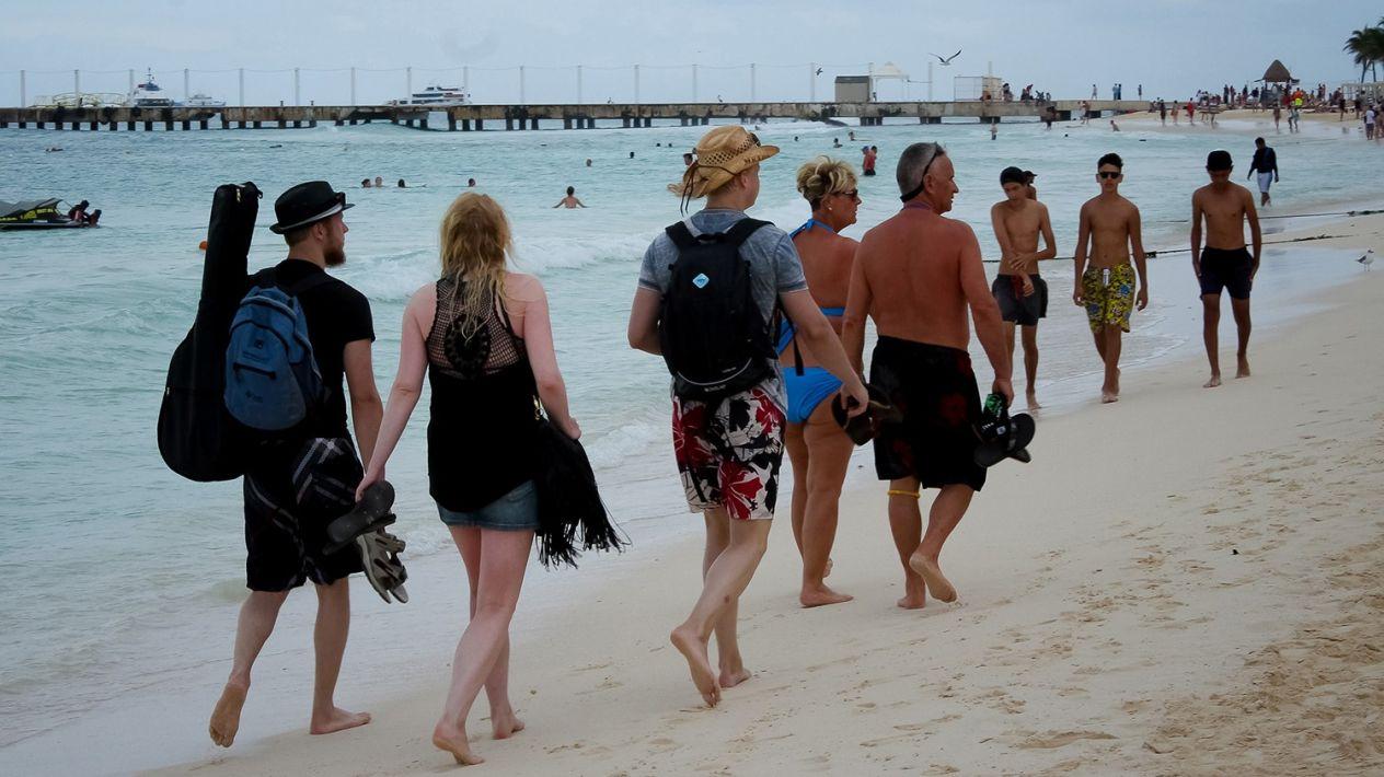 Cancún, la ciudad más visitada en América Latina