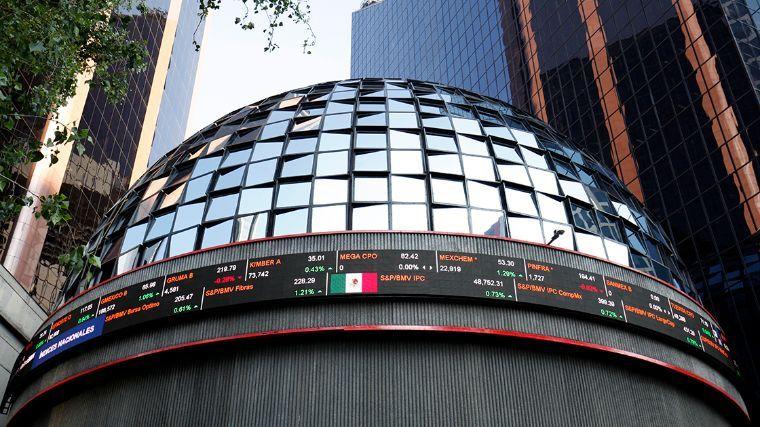 Abre sesión Bolsa Mexicana con ganancia de 0.33%