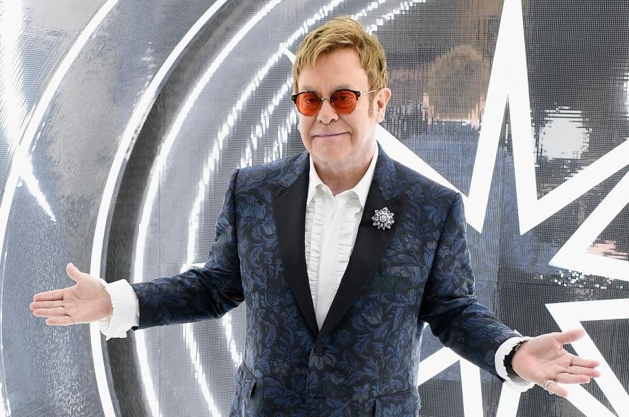 Elton John, creador de la musica en 'The Devil Wears Prada'