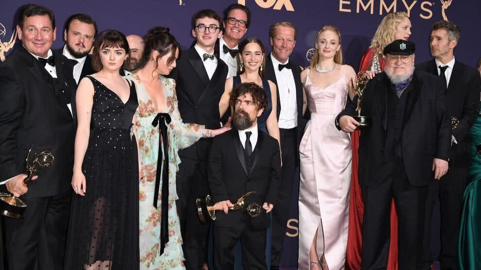 Reportan el peor rating de los Emmy
