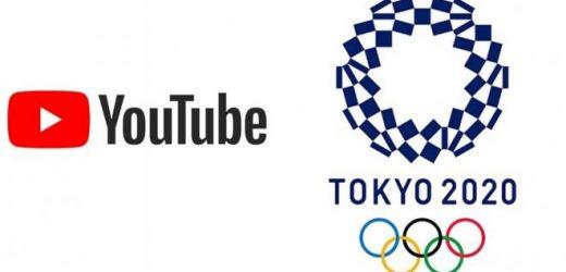 YouTube transmitirá los Juegos Olímpicos Tokyo 2020