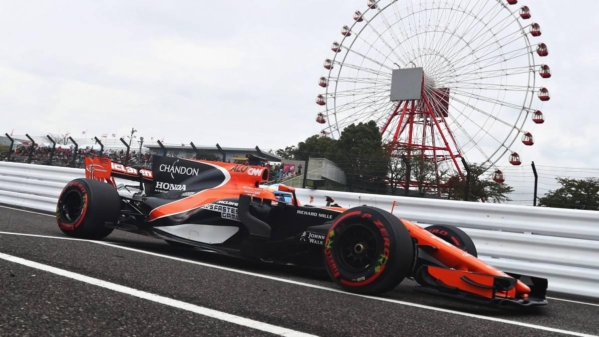 El GP de Japón en suspenso por el tifón 'Hagibis'