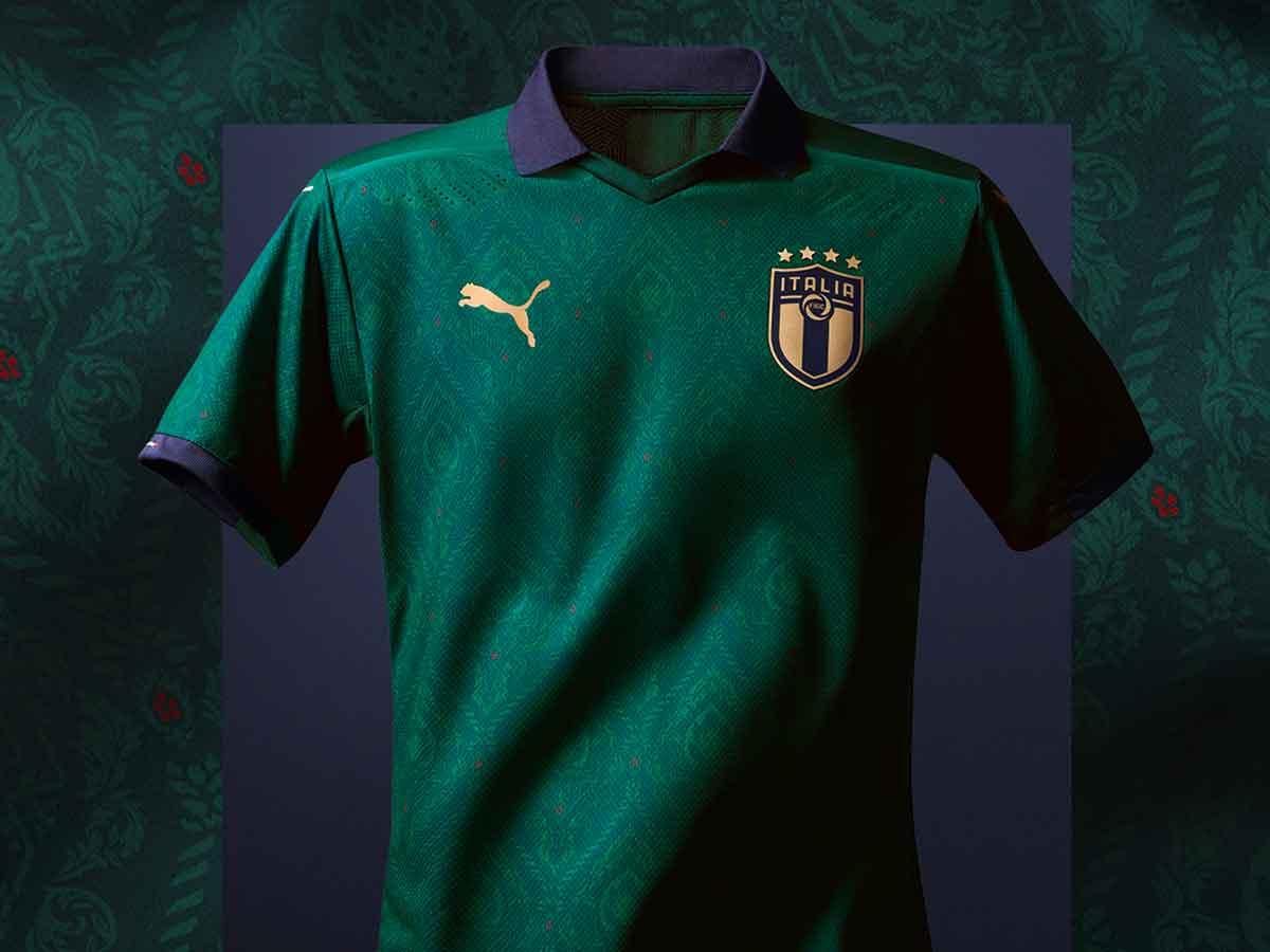 Italia estrena uniforme