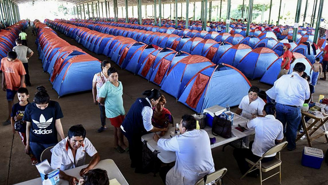 Suman 87 mil migrantes hondureños deportados en 2019