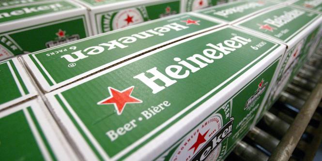Bajan ventas de Heineken