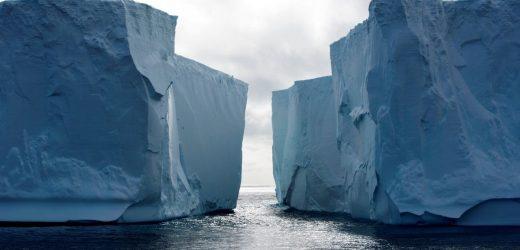 Detectan microplásticos en la Antártida