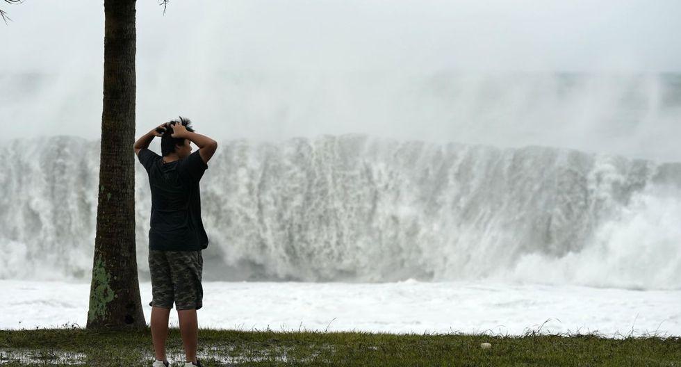 Alerta máxima en Japón por tifón 'Hagibis'