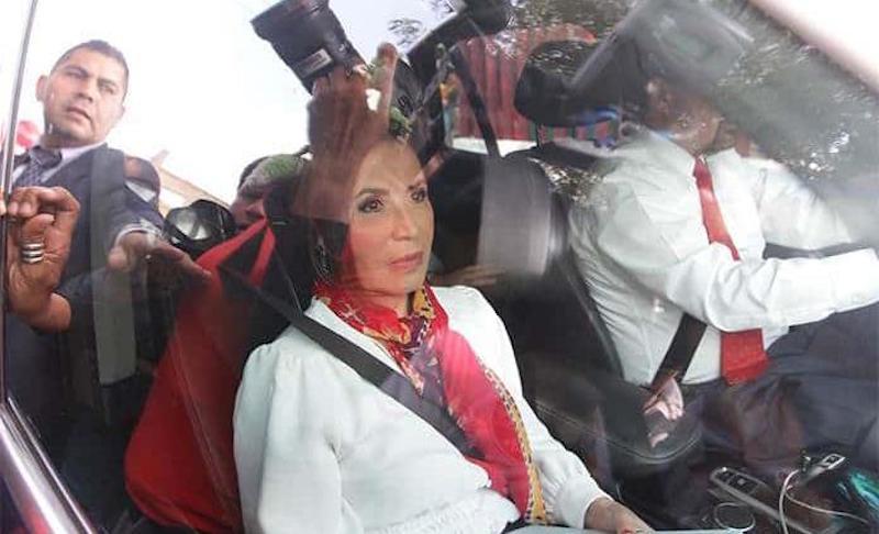 Continuará Rosario Robles en prisión preventiva