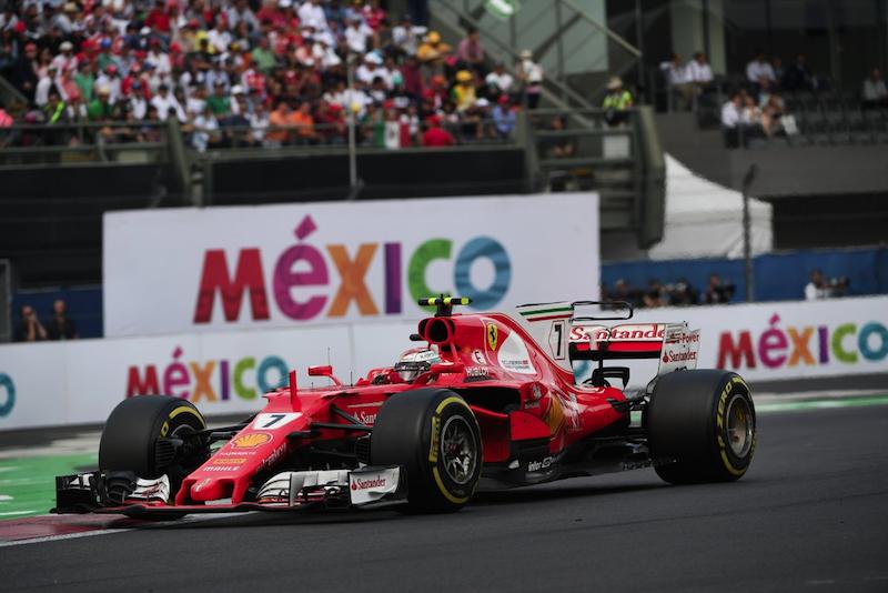 Comienza la F1 en México