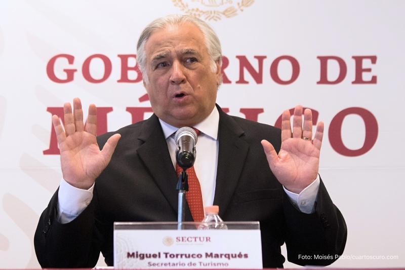 Miguel Torruco detalla proyecto hotelero de mil mdd en Cancún