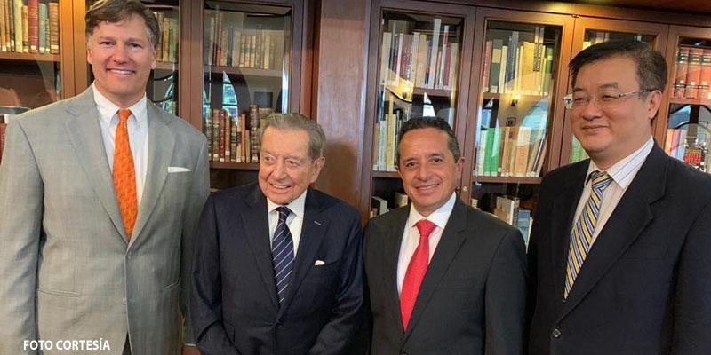 Buscan atraer inversiones para diversificar economía de Quintana Roo