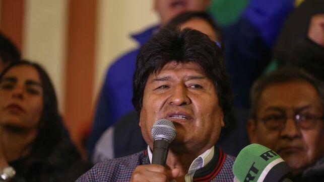 Evo Morales no logra ventaja suficiente lo obligan a segunda vuelta