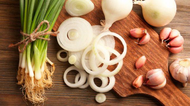 El consumir ajo y cebolla reduce riesgo de padecer cáncer de mama