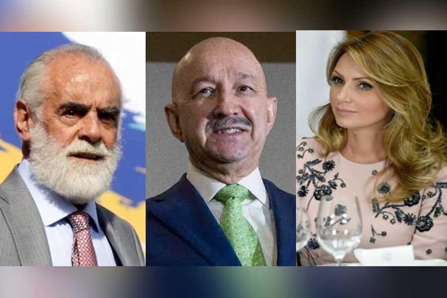 Peña y Calderón perdonaron impuestos a políticos, artistas, empresarios