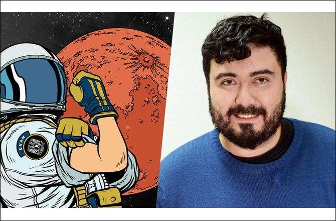 Alumno de la UNAM, comandará la tripulación latinoamericana en la octava misión análoga a Marte.