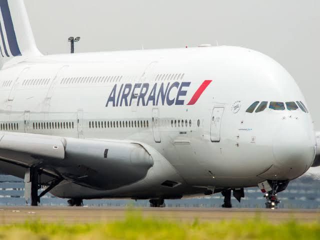Aumenta número de asientos Air France hacia Cancún