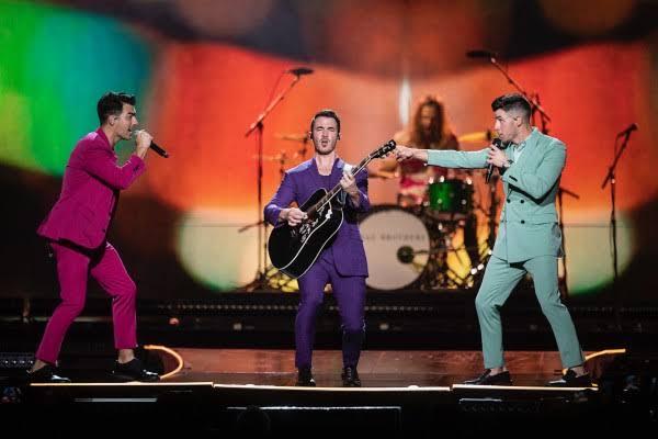 Jonas Brothers se reencuentran con México