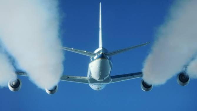 ONU quiere combatir la contaminación aeronáutica