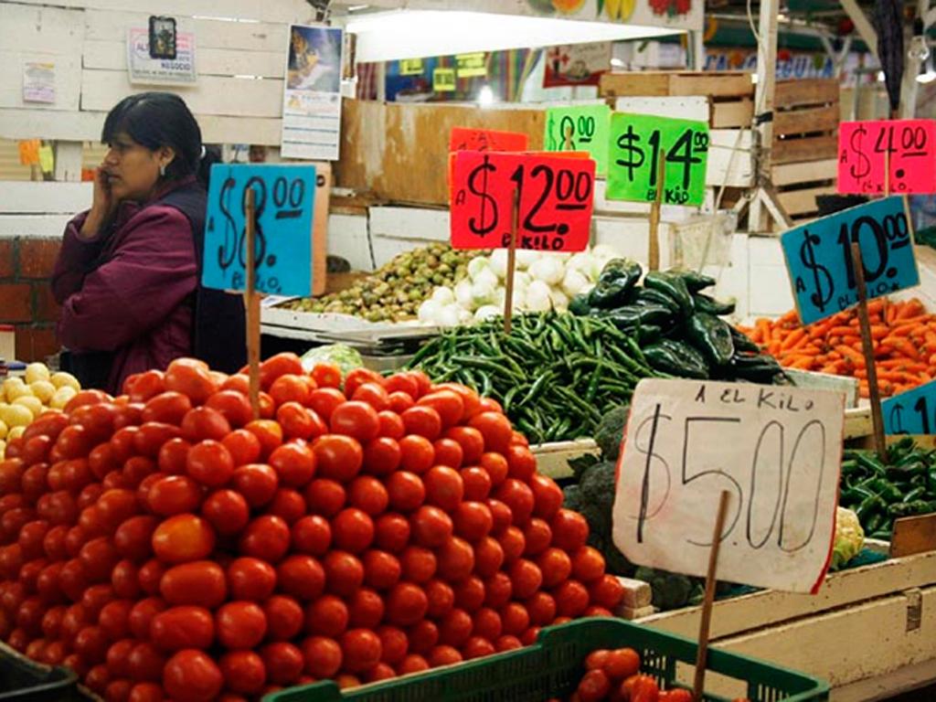 Reportan inflación del 3%