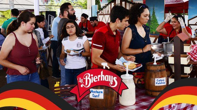 Inicia el Oktoberfest Mérida 2019