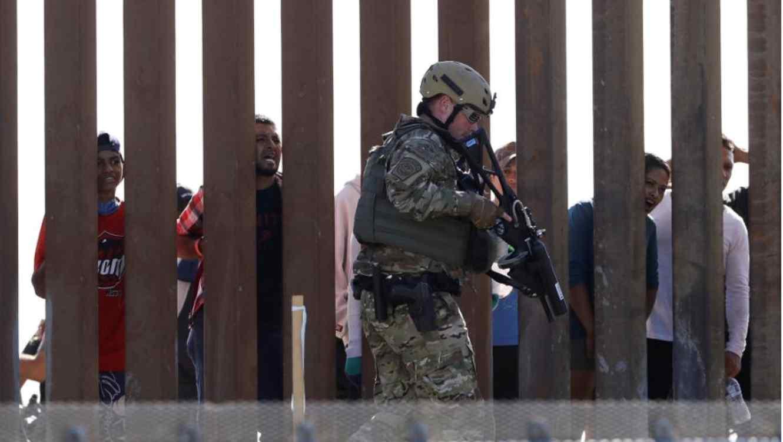 Agentes fronterizos abusan de niños, desde Desde 2009