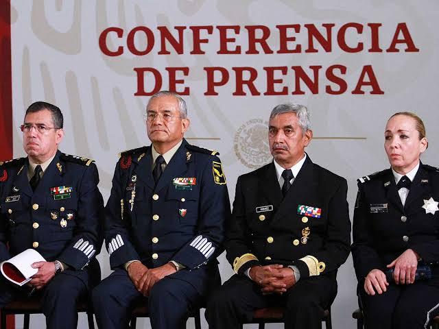 Dan a conocer  programa de operaciones de la Guardia Nacional