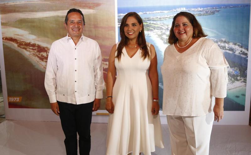 Esta noche será presentado el logotipo del 50 Aniversario de Cancún