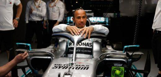 Lewis Hamilton logra la pole en el Gran Premio de Abu Dhabi