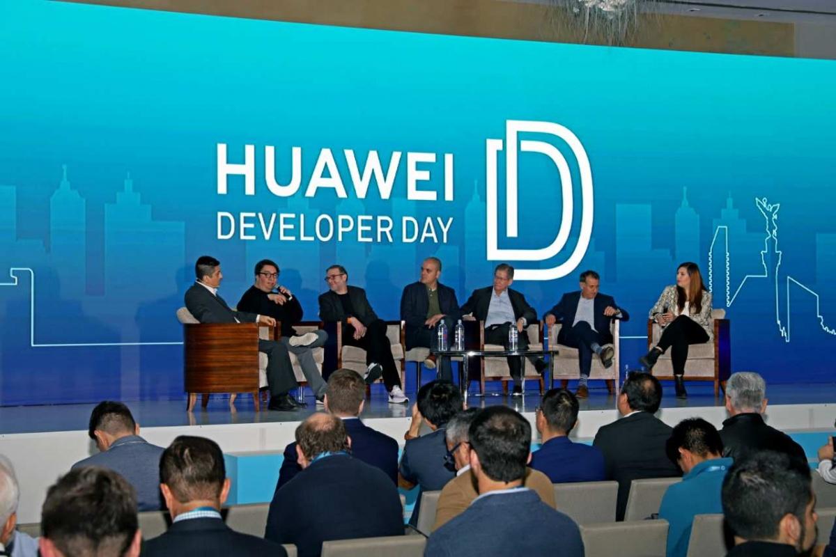 Huawei une a un mundo inteligente y conectado