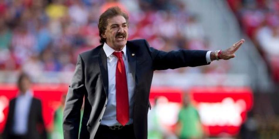 Ricardo La Volpe fuera del Toluca