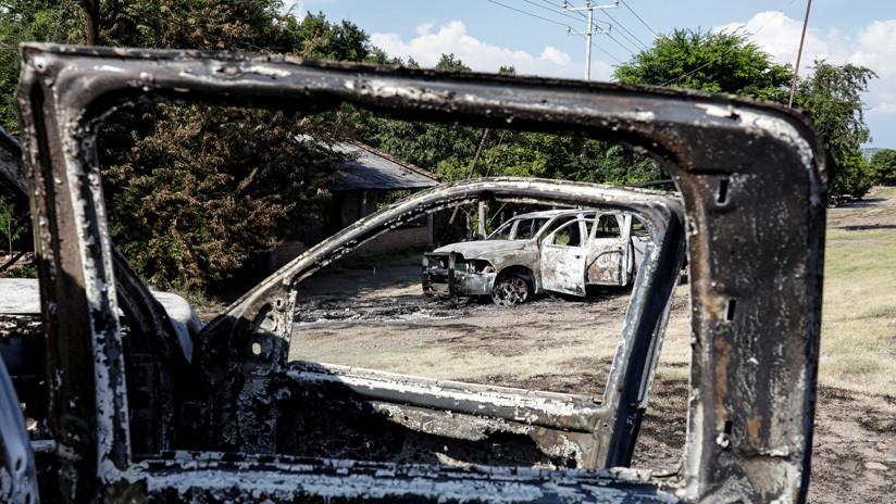 Confirman más de 200 balas contra la familia LeBarón