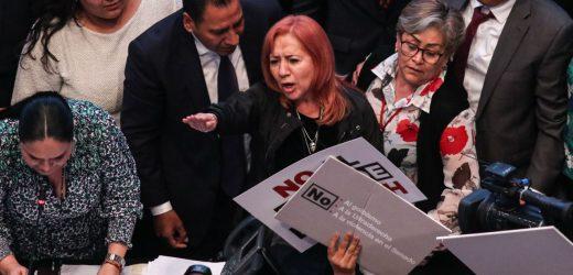 Rosario Piedra nueva titular de la CNDH