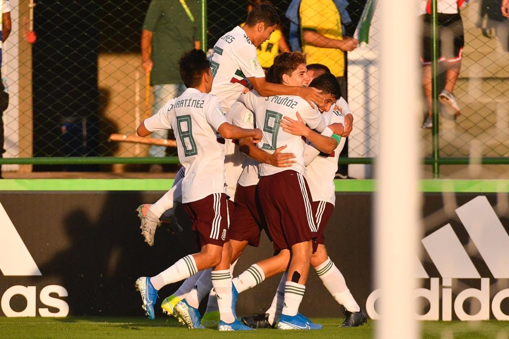 México sub 17 vence a Japón