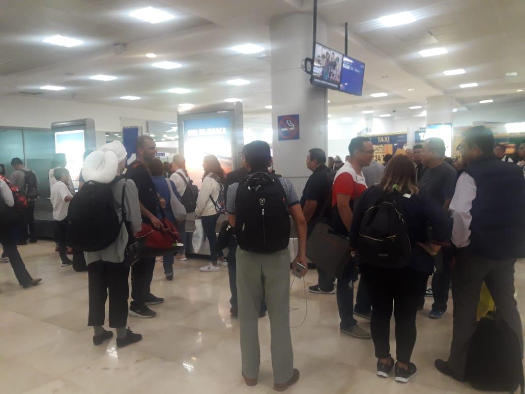 Aumenta el número de asientos de avión hacia Cancún