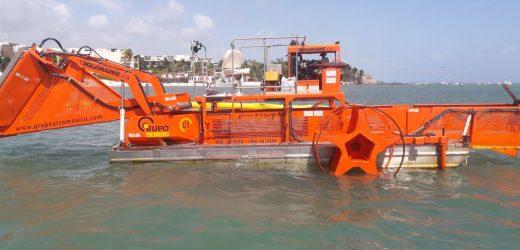 Quintana Roo requiere de 50 barcos sargaceros: Esteban Amaro