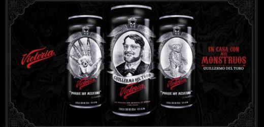 Guillermo del Toro 'hace las paces' con cerveza Victoria por utilizar su imagen